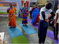 Observation of Yoga Day